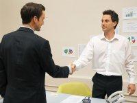 spotkanie biznesowe